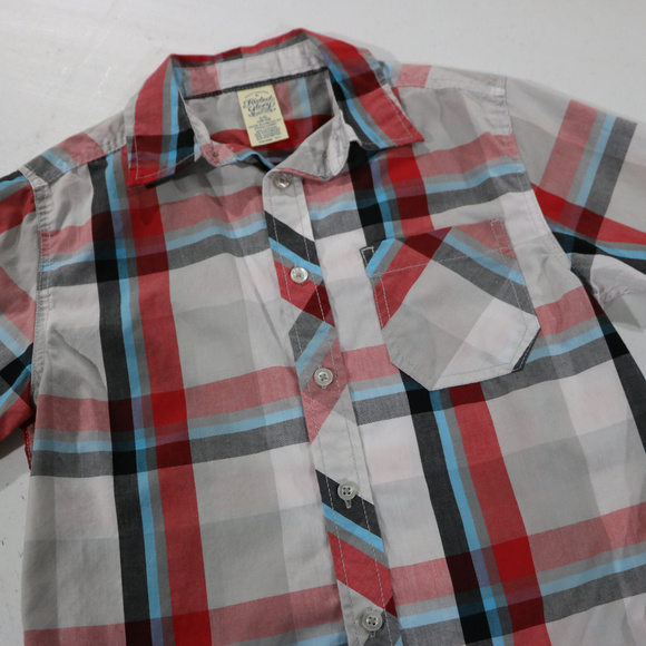 Faded Glory Other - Short Sleeve Button up Shirt w/ Pocket in Boys